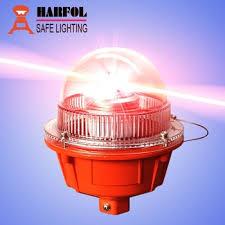 harfol led airfield light beacon lantern aircraft warning light
