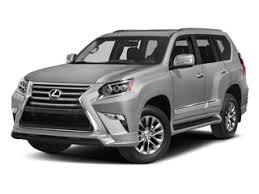 New 2017 Lexus SUV Prices NADAguides