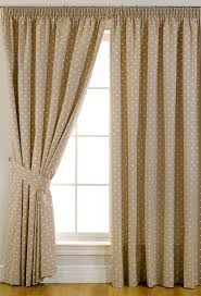 Thermalogic Curtains Home Depot by Decorating Taupe Eclipse Curtains With Polkadot Pattern For Home