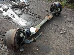 Axle Beam (front)   Trucks Parts For Sale