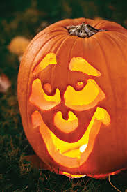 Pumpkin Faces To Carve by 33 Halloween Pumpkin Carving Ideas Southern Living