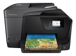 HP ficejet Pro 8710 All in e Printer Instant Ink patible