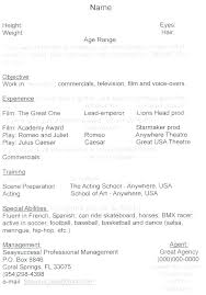 Hair Stylist Resume Objective Examples For Hairstylist Cosmetology Sample Cosmetologist