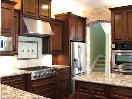 Full Size Of Cream Kitchen Cabinets With Black Countertops Design Awesome Antique White Refinishi Archived On