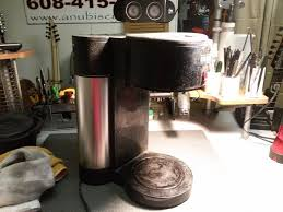 Picture Of Clean A Bunn NHBX B 10 Cup Coffee Maker Properly