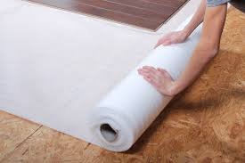 Does Pergo Laminate Flooring Need To Acclimate by How To Install Standard Flooring Underlayment U2013 An Illustrated