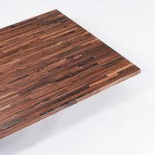 exclusivholz massivholzplatte walnuss 260 x 80 x 2 6 cm
