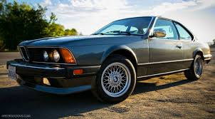 The BMW 635 CSI Is A Gentleman s Coupe • Petrolicious