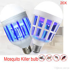mosquito killer led bulb 220v 15w led bug zapper l e27 insect