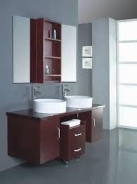 Bathroom Wall Cabinets Ikea by Bathroom Heavenly Image Of Small Bathroom Design Using Light Grey