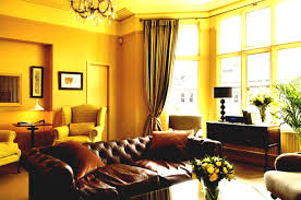 Room Simple Yellow Gold Paint Color Living Best Home Design