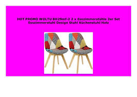 promo woltu bh29mf 2 2 x esszimmerst hle 2er set