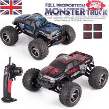 LARGE REMOTE CONTROL RC Kids Big Wheel Toy Car Monster Truck - 2.4 ... 112 Amphibious 24g Climbing Big Wheel Truck Military Vthunder Pickup Remote Control 114 Size Scale Lights And Amazoncom New Bright 61030g 96v Monster Jam Grave Digger Rc Car Case Maxxum Red Tractor Whitch Rock Crawlers Best Trail Trucks That Distroy The Competion 2018 Large Big Racer Vintage Buggy Old As Is Velocity Toys Graffiti Toyota Fj Cruiser 64v Trailer Rig Carrier 18 Wheeler Landking Radio Off Road Racing Choice Products 12v Ride On Semi Kids