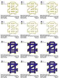 Notre Dame Pumpkin Stencil Print Out by University Of Notre Dame Logo Embroidery Machine Designs Cartoon