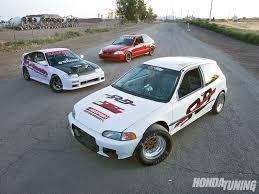 J Series Engine Swaps Honda Tuning Magazine