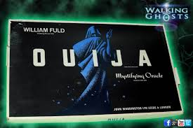 100 V01 Ouija Board Rare1960s Williams Fuld John Waddington UK Vintage