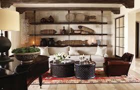 Earth Colors Living Room Ideas