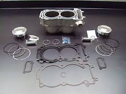 polaris ranger rzr 900 top end rebuild kit engine motor cylinder