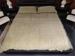 King Platform Bed With Leather Headboard by 51bidlive Carlo Perazzi King Platform Bed Adjustable Headboard