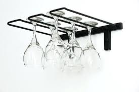 Under Cabinet Stemware Rack Uk by Wine Glass Hanging Rack Plans U2013 There Wind