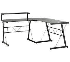bureau angle noir bureau en angle excellent bureau duangle design rovigo en verre et