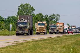 100 Nation Trucks First In The Autonomous Truck Platooning Study At American