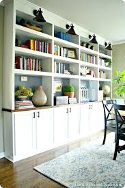 Built In Cabinet Living Room Units For Dining Ins
