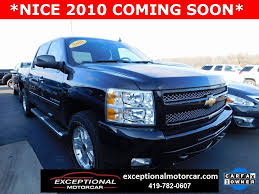 Used 2010 Chevrolet Silverado 1500 For Sale | Defiance ...