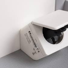 prise pour salle de bain prise électrique en option dans fond du tiroir le coin salle de