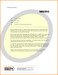 How write a memo employees endowed portrait sample letter employee
