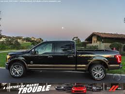 2015 Ford F-150 King Ranch Photos- Ford Comes With Guns BLAZING With ...