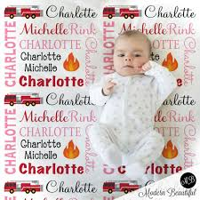 Baby Girl Firetruck Name Blanket, Pink, Red And Black Fireman ... Amazoncom Carters Toddler Printed Coral Fleece Blanket Fire Truck Minky Baby Emergency Vehicle Crib Or Security Monogrammed Blanketpersonalized Police Super Soft Firefighter Throw Home Kitchen Clothes Storage Box Organizer 50l Firetruck Below Srp Personalized 30x35 Chevron 4 Piece Bedding Set Reviews Wayfair Infant Boys Sleeper Boy 024 Vehicle Swaddle Blanket Knit 1954 American Lafrance Classic Engine For Garbage Bo03 Roccommunity Firetruck Youcustomizeit