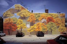 on philadelphia s walls murals painted with brotherly love npr