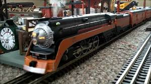 MTH Railking Norfolk Western J Class and Southern Pacific GS4