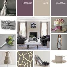 Grey And Taupe Living Room Ideas by Matching Purple And Gray Furniture Eggplant Taupe And Gray Yes