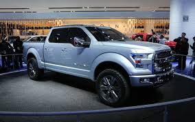 100 Ford Atlas Truck Concept Most Wanted Features For New F150 Photo Image