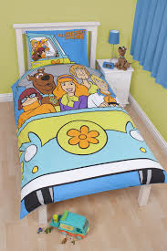 Curious George Toddler Bedding by Scooby Doo Scooby Doo Bedding Mystery Reversible Single Bed