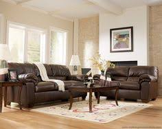 Brown Couch Living Room Decorating Ideas by Furniture Wonderful Classic Style Dark Brown Leather Living Room