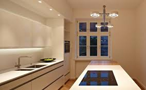 lighting ideas for your modern kitchen remodel advice central