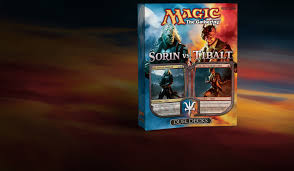 Mtg Red White Deck by Duel Decks Sorin Vs Tibalt Magic The Gathering