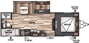 Wildwood Fifth Wheel Floor Plans Colors Wildwood Travel Trailers Fifth Wheel Campers