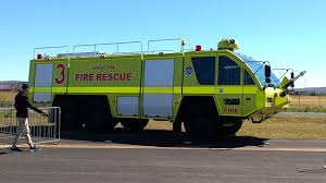 100 Airport Fire Truck Brisbane Airport Fire Truck Leaving Expo YouTube