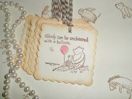 Winnie The Pooh Baby Shower by Winnie The Pooh Favor Gift Tags Wedding Tags Gift Tags Pooh