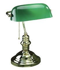 Emeralite Lamp Shade 8734 by Green Bankers Desk Lamp 6 6456 Jpg