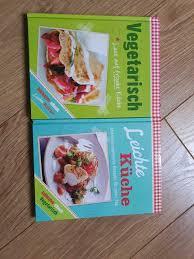kochbücher leichte küche und vegetarisch neu