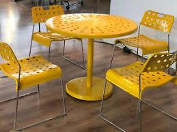 runde moderne tisch stuhl sets fürs esszimmer günstig