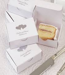 To Go Boxes For The Wedding Cake Such A Good Idea Wish