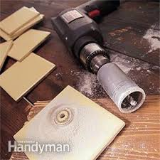 how to cut a in tile family handyman