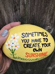 Crafts To Do At Home When Bored Beautiful 50 Best Painted Rocks Ideas Weapon Wreck Your Boring Time