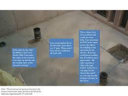 Basement Bathroom Ejector Pump Floor by Could Use Advice Regarding Plumbing For A Basement Bathroom